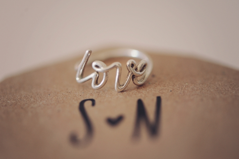 love ring wedding